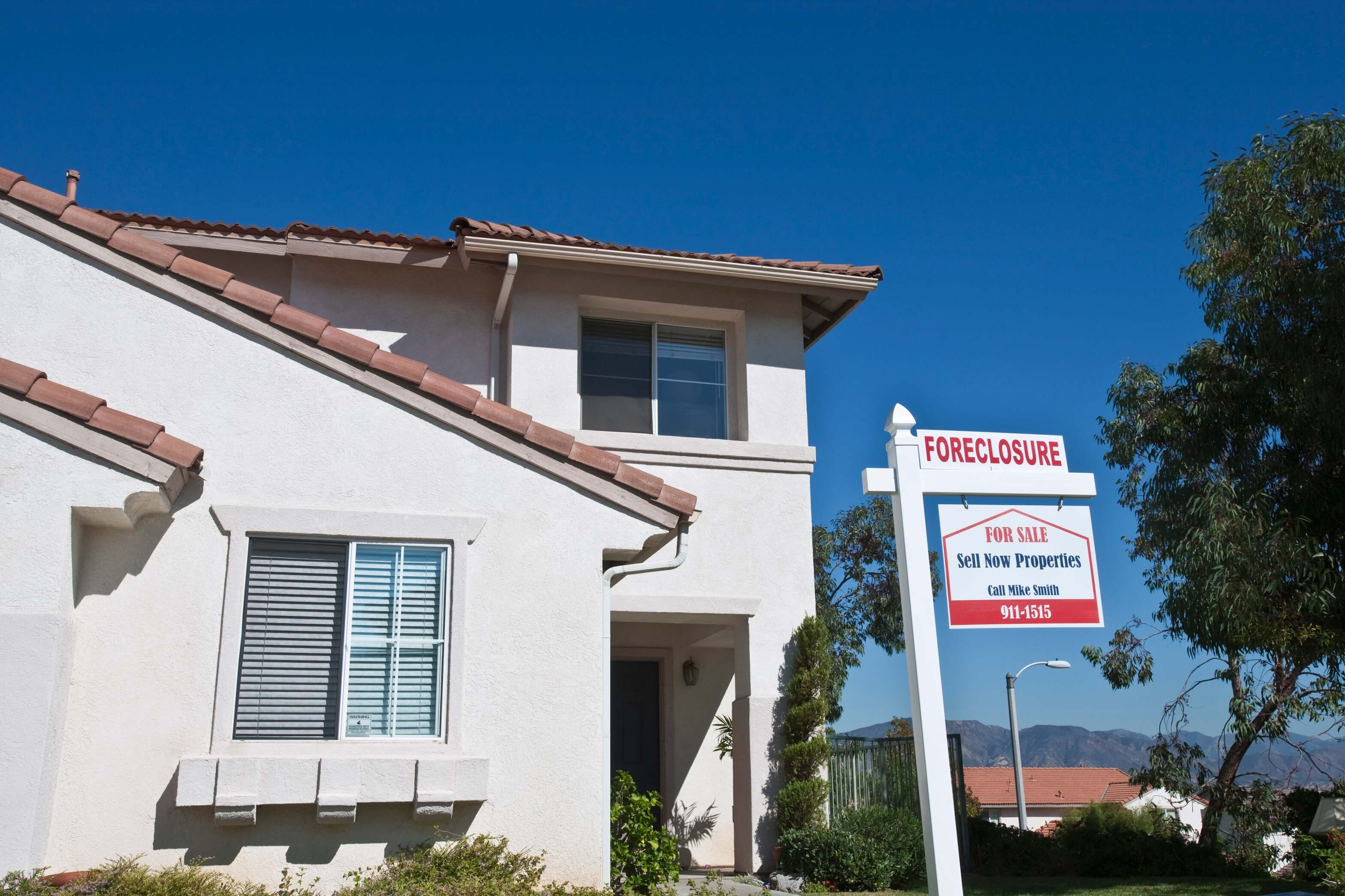 Foreclosure and Florida Probate Administrations